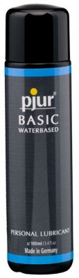 Легкий лубрикант pjur BASIC Waterbased - 100 мл.